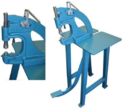 EYELET Machine Presses