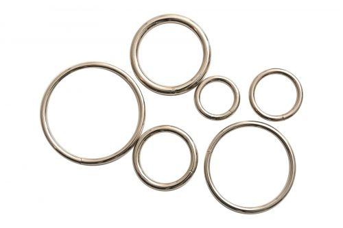 Nickel Coated O-Rings