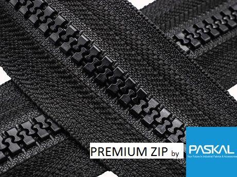 Paskal Premium Moulded Zip