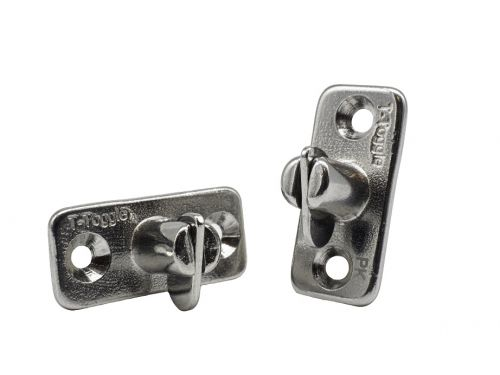 Stainless Steel T-Toggles