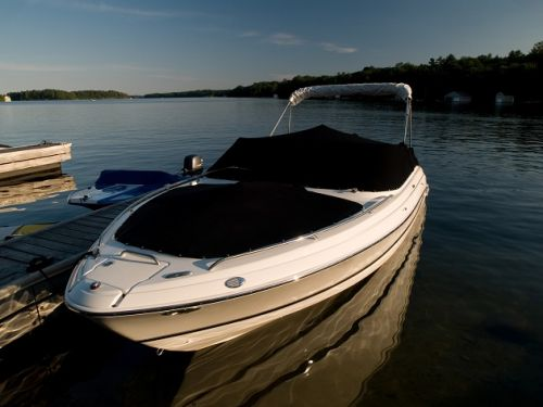 WeatherMax 3D Boat Cover