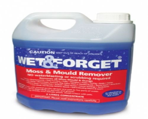 Wet & Forget - Moss & Mould Remover