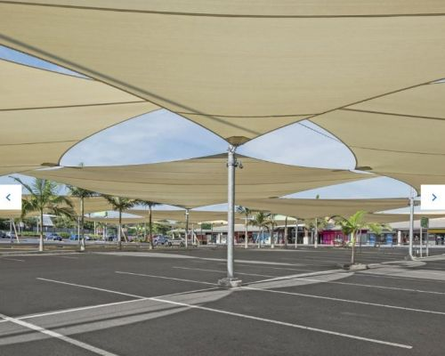 Commercial HEAVY 430 Shadecloth
