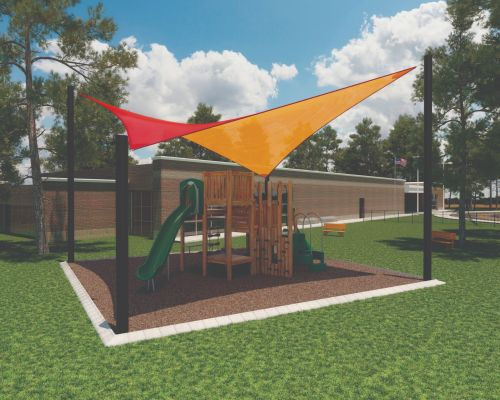 Commercial DUALSHADE® 350 Shadecloth