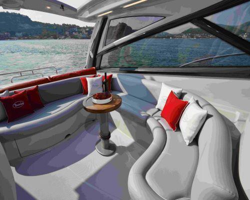 PACIFICA® Marine Vinyl Seating