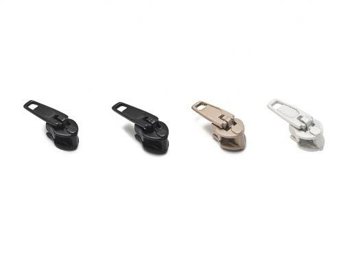 No 4 PREMIUM Coil Zip Sliders