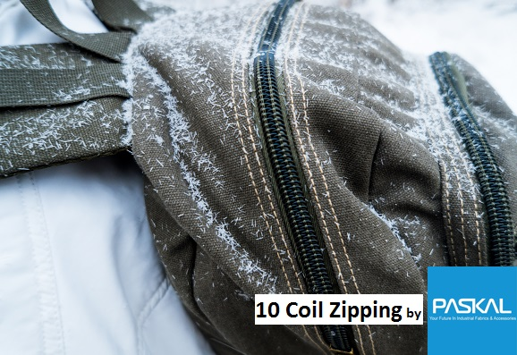 Paskal is proud to release the redesigned and improved Premium Size 10 Coil Zipping