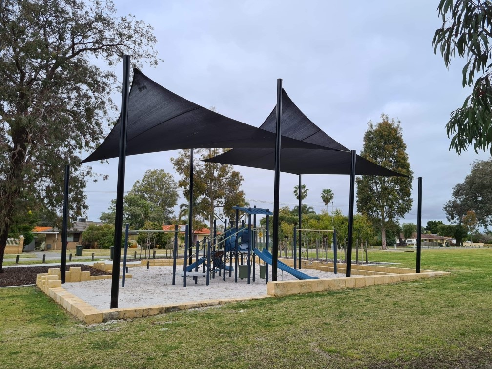 Nice job using our Com95 Shade cloth by Supreme Shade in Western Australia