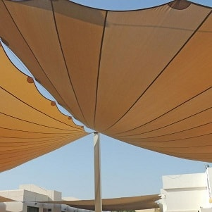 Paskal has recently taken on National distribution of the Gale Commercial Heavy 430 Shade Cloth range.