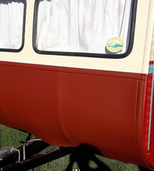 Do you love retro caravans?