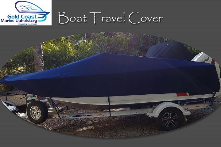 Snug fitting travel cover
