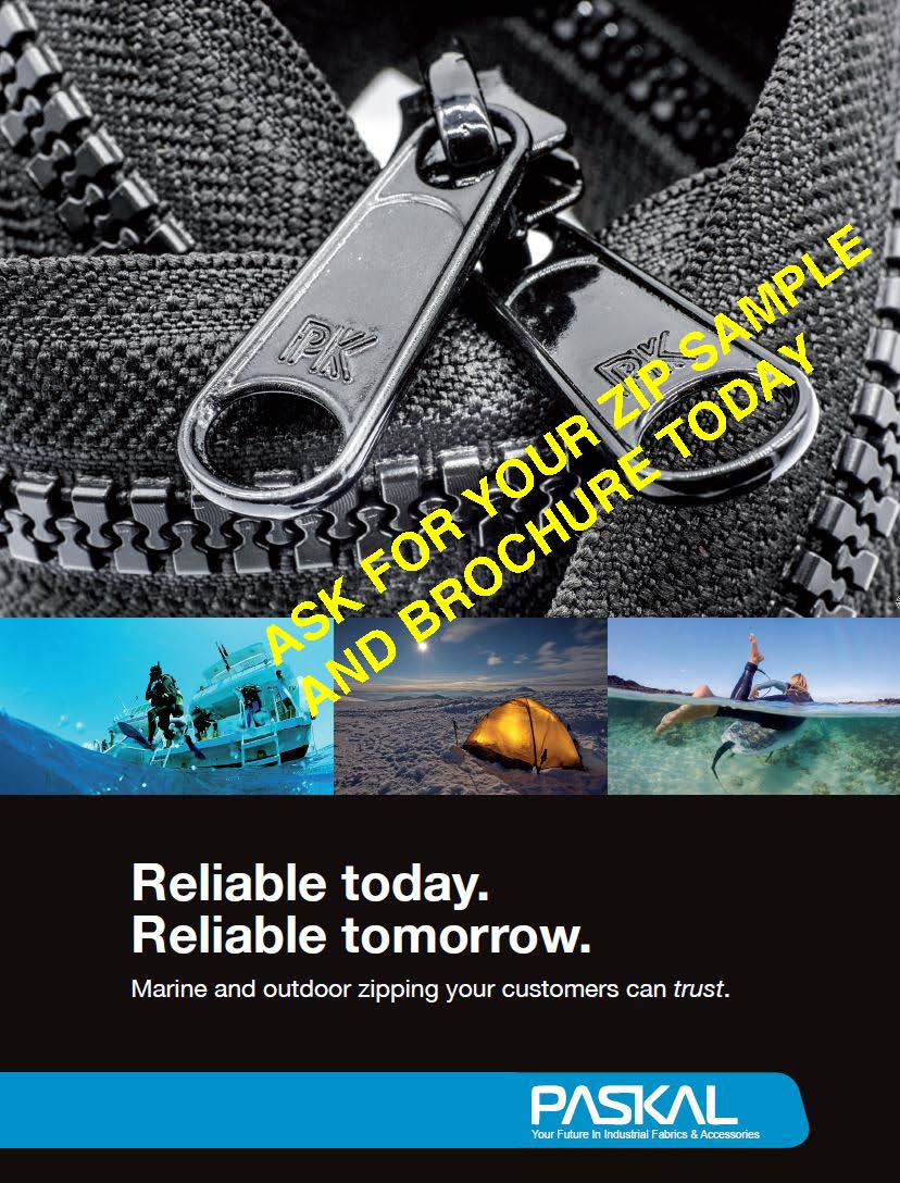 PASKAL ZIPPING - RELIABLE TODAY RELIABLE TOMORROW